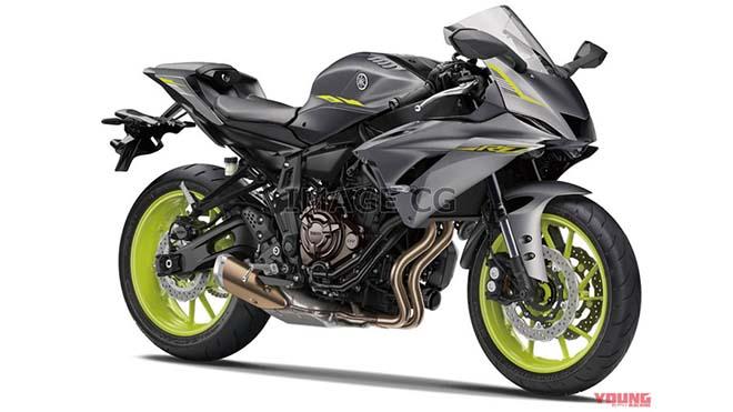 """Yamaha YZF-R7 hoàn toàn mới sẽ sớm trình làng, thay thế vị trí của R6 đã """"khai tử"""" - 1"""