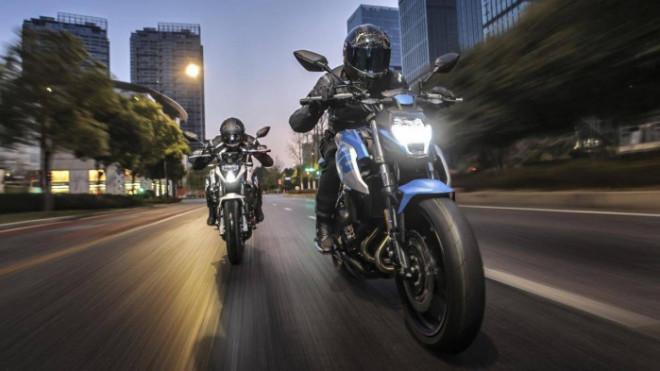 Cận cảnh mô tô thể thao CFMoto 400NK 2020, giá hơn 90 triệu đồng - 1