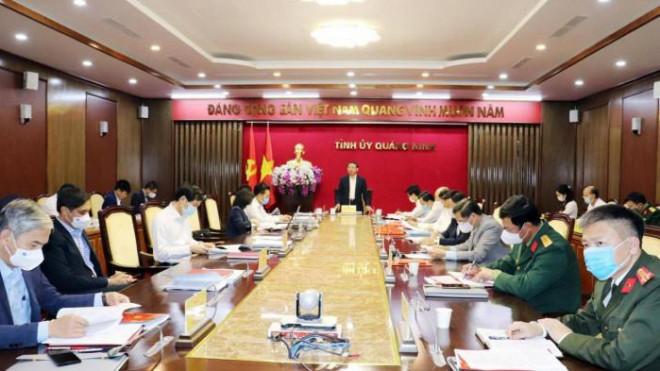 Quảng Ninh dành tối thiểu 500 tỷ đồng mua vaccine Covid-19 cho người dân - 1