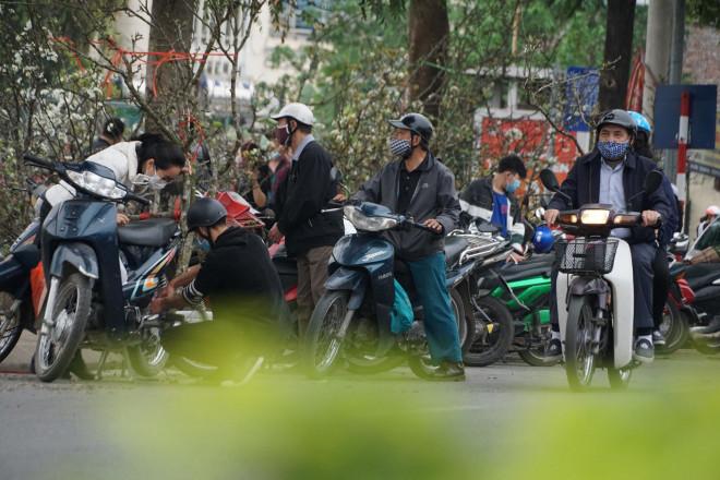 Xuống Hà Nội bán hoa lê, người dân tộc thiểu số thu nhẹ nhàng mỗi ngày 30 triệu đồng - 1