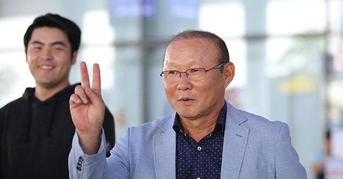 HLV Park Hang-seo về dẫn dắt Hàn Quốc: Chiêu của cò! - 1