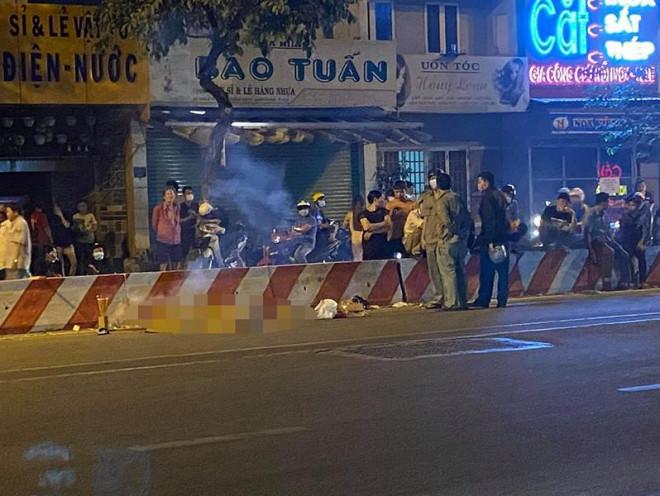 Đã bắt được kẻ cướp giật tháo chạy tông chết người ở Tân Phú - 1