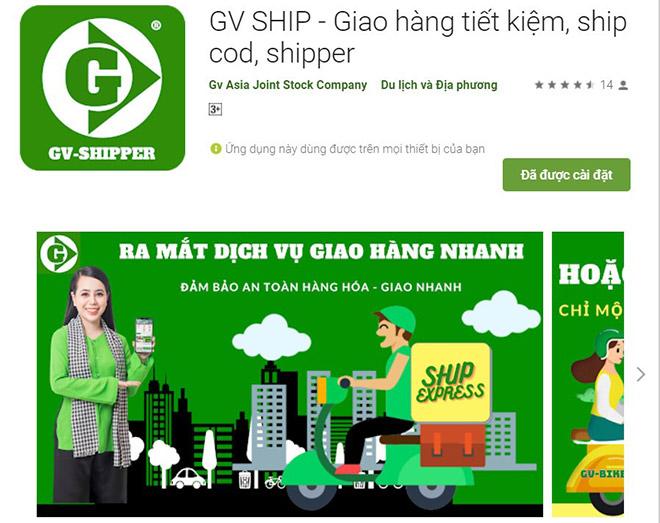 GV ASIA ra mắt dịch vụ giao hàng nhanh GV SHIP - 1
