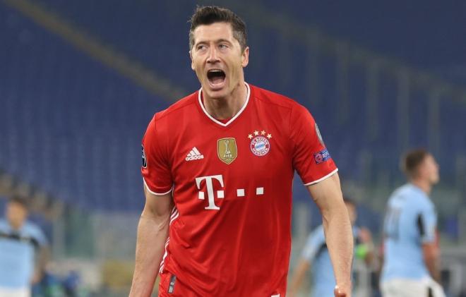 """Kết quả bóng đá Cúp C1, Lazio - Bayern Munich: """"Đại tiệc"""" nhờ hàng thủ ác mộng - 1"""