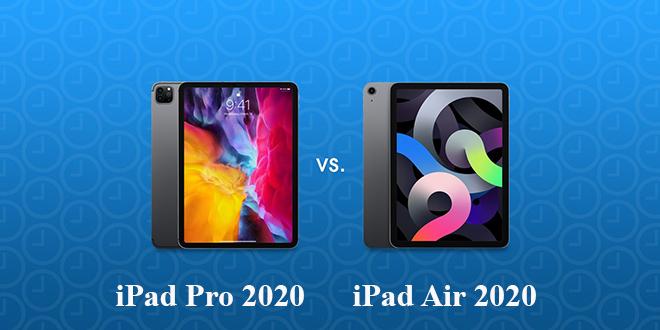 Nên mua iPad Air 2020 hay iPad Pro 11 inch 2020 lúc này? - 1