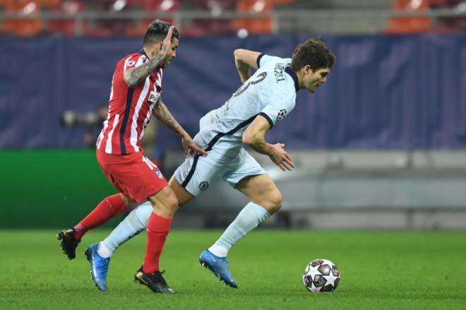 """Rực lửa Cúp C1: """"Chìa khóa"""" Giroud giúp Chelsea giải mã Atletico Madrid - 2"""