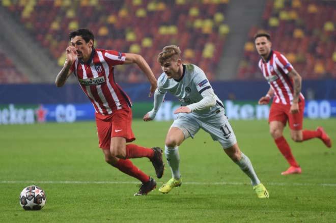 """Rực lửa Cúp C1: """"Chìa khóa"""" Giroud giúp Chelsea giải mã Atletico Madrid - 9"""