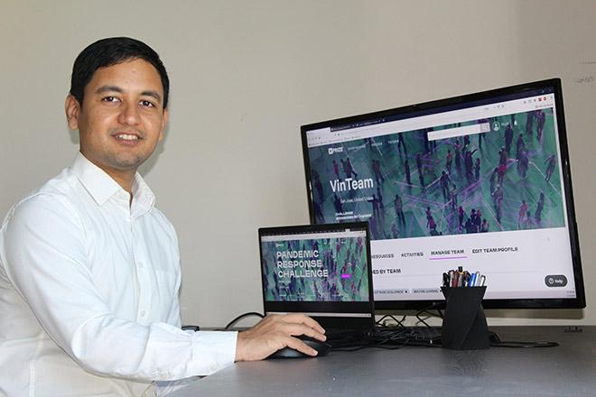 """VinBrain lọt vòng chung kết cuộc thi toàn cầu """"Thử thách ứng phó với đại dịch"""" - 1"""