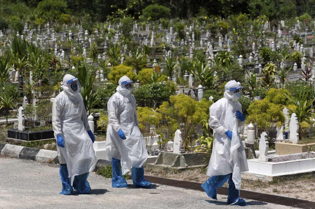 WHO công bố 9 loại virus có thể đe dọa sự tồn vong của nhân loại - 1