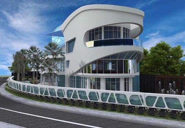 Sau khi sinh 6 con, Oanh Yến được bạn trai tặng căn biệt thự ở Bình Dương. Căn nhà có diện tích 3.200m2, tổng trị giá sau khi hoàn thiện trang trí và nội thất ước tính hơn 100 tỷ đồng.