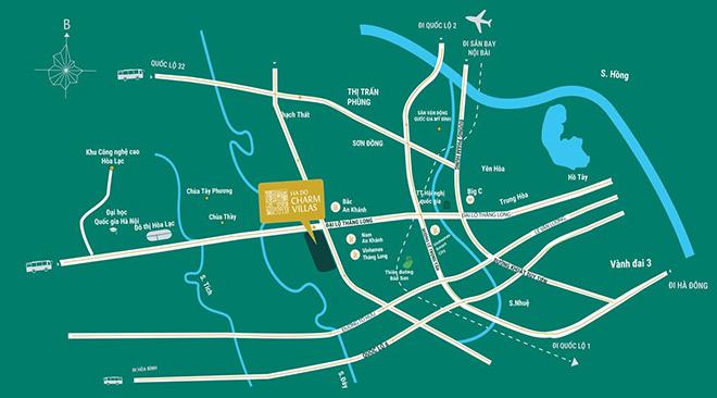 """Dự án xanh tại vị trí vàng – """"cơn sốt"""" mới của BĐS phía Tây Hà Nội - 1"""