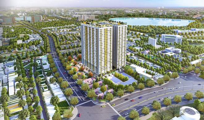 """Cận thị - cận giang - cận lộ, Bcons Plaza xứng tầm bất động sản """"vàng"""" - 1"""