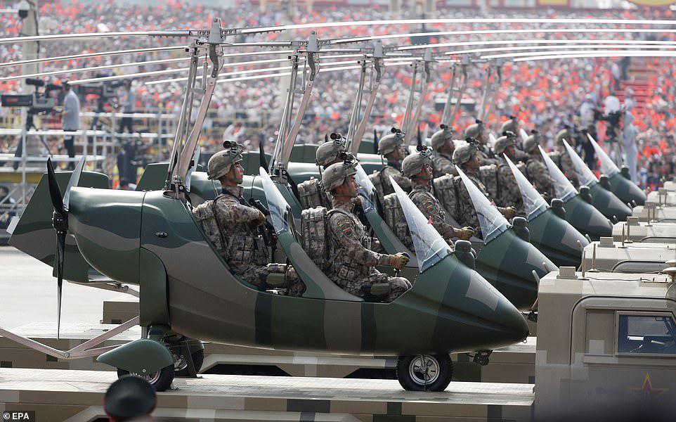 Báo QH Mỹ: Sức mạnh quân sự của TQ tăng vọt, có thể sắp thống nhất Đài Loan - 1