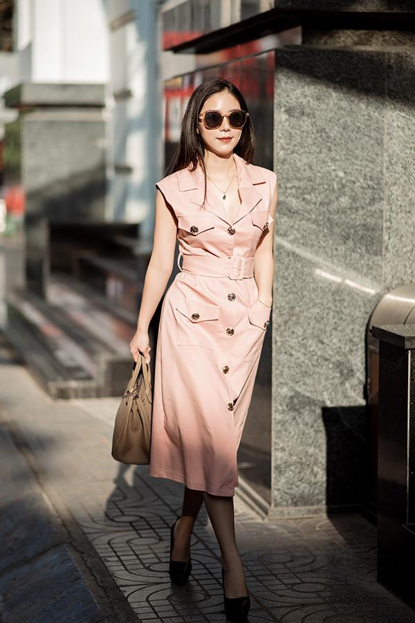 CEO Nguyễn Thị Mai Hoa và quá trình làm nên thương hiệu thời trang Hoa Nấm - 1