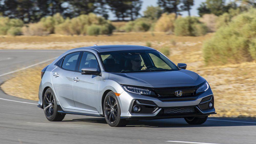 Giá xe Honda Civic lăn bánh cuối tháng 2/2021 - 1