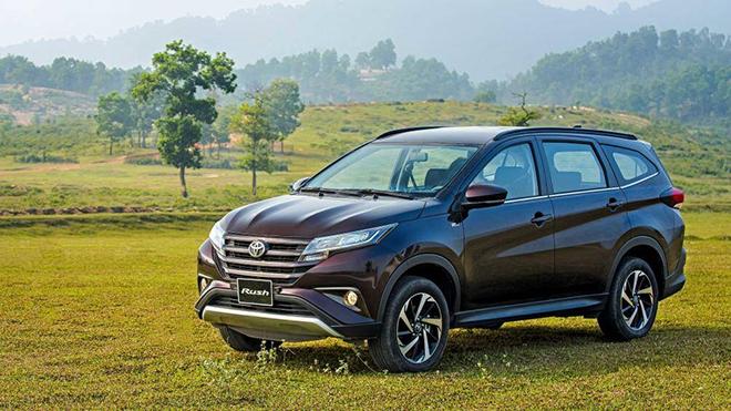Giá xe Toyota Rush lăn bánh tháng 2/2021 - 1