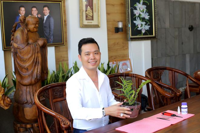 Hé lộ vườn lan đột biến hơn 100 loài của ông chủ 8X Trương Tấn Lợi - 1