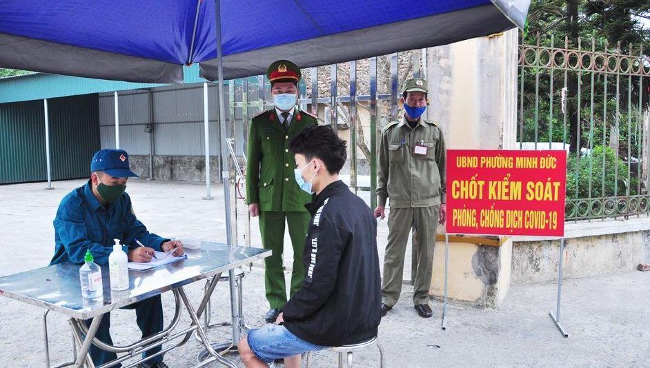 Hưng Yên: Dỡ phong toả xã Yên  Phú, dừng giãn cách xã hội huyện Yên Mỹ, Khoái Châu vào ngày mai - 1