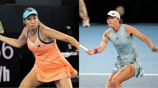 Nóng nhất thể thao tối 25/2: Mỹ nhân vô địch Roland Garros gặp may ở Úc - 1