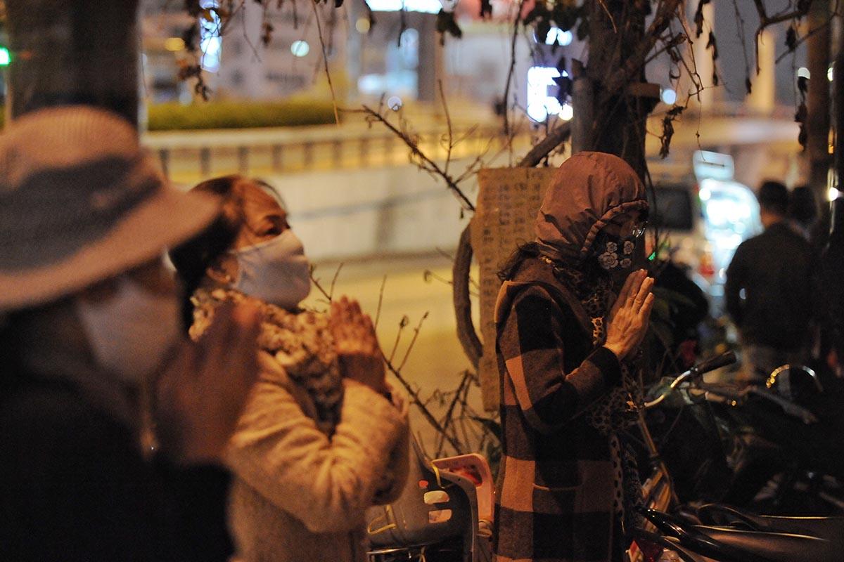 Hình ảnh hiếm gặp tại Chùa Phúc Khánh trong ngày Đại lễ Cầu an - 10
