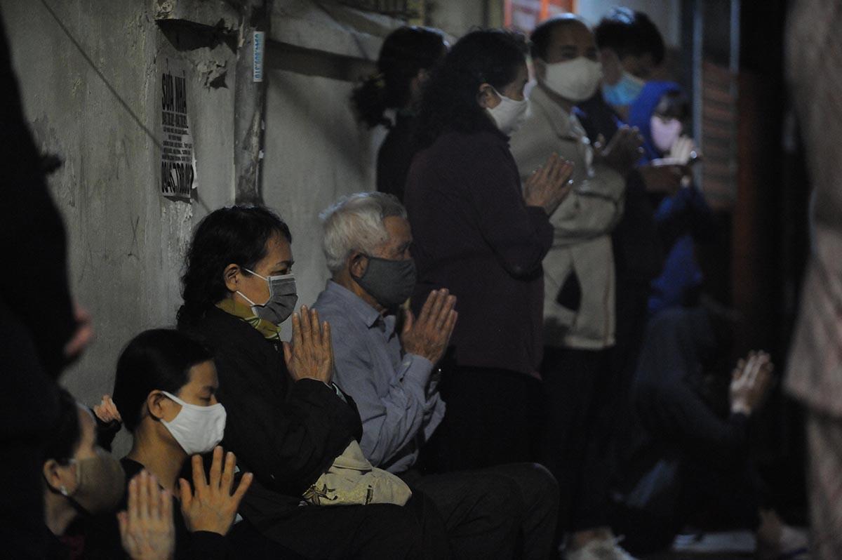Hình ảnh hiếm gặp tại Chùa Phúc Khánh trong ngày Đại lễ Cầu an - 14