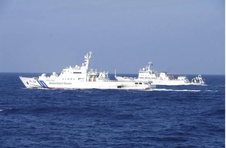 Nhật Bản cho phép bắn tàu nước ngoài lại gần quần đảo tranh chấp với TQ - 1