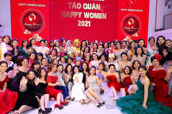 Nữ doanh nhân Đàm Thu Chung - Top 14 nữ lãnh đạo cống hiến - 1