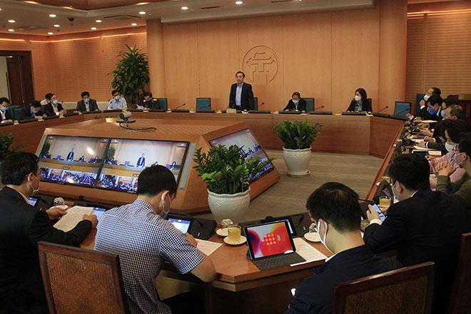 Phó Chủ tịch TP.Hà Nội nói về kế hoạch cho học sinh, sinh viên đi học trở lại - 1
