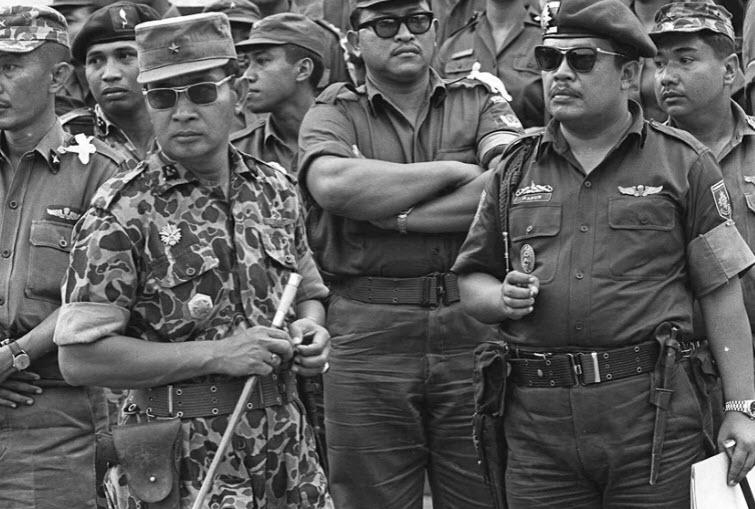"""Quân đội quốc gia Đông Nam Á từ bỏ quyền lực """"một lần và mãi mãi"""" - 1"""