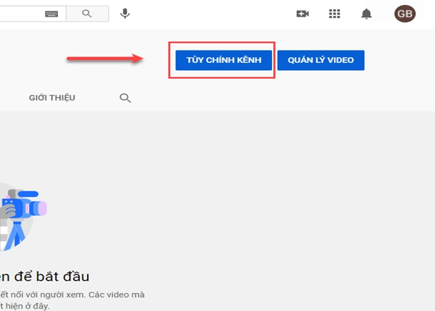 How to quickly create a Youtube channel - 17