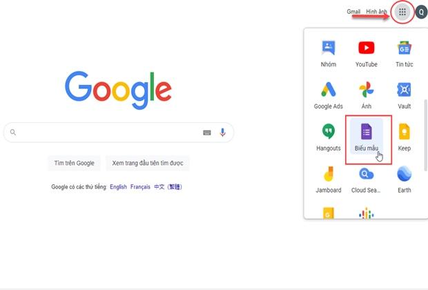 Cách tạo Google Form chuyên nghiệp và chi tiết nhất - 1