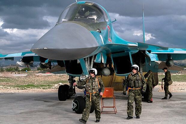 Nga phản ứng gì về cuộc không kích của Mỹ vào lãnh thổ Syria? - 1