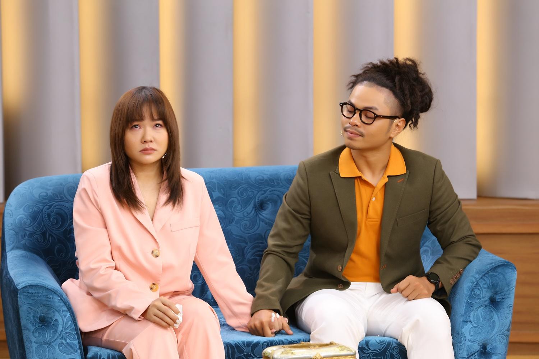 Nữ biên đạo bật khóc khi tâm sự chuyện tình yêu trên truyền hình - 1