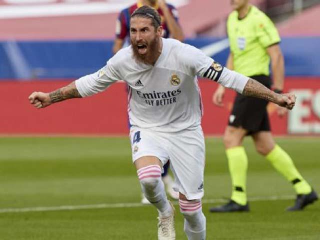 Ramos bất ngờ