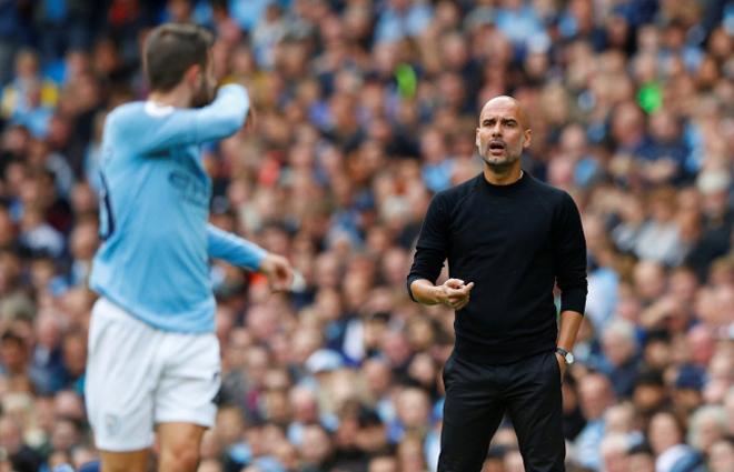"""Guardiola lộ bí kíp choáng đưa Man City """"lên đỉnh"""": Chửi học trò như hát hay - 1"""