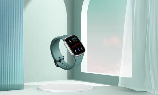 """Đồng hồ thông minh Amazfit GTS 2 mini siêu mỏng nhẹ với pin """"khủng"""" - 1"""