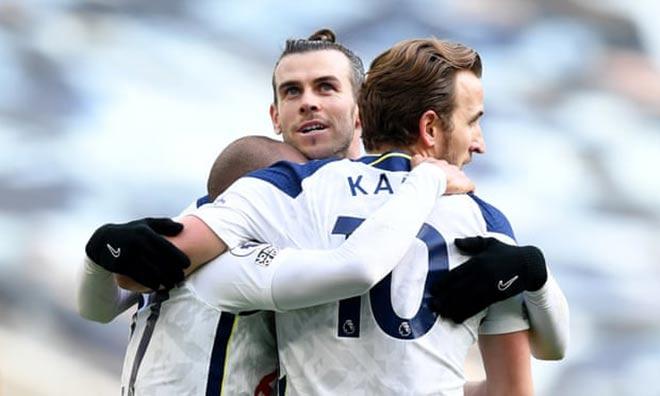 """Video Tottenham - Burnley: Hàng công bùng nổ, đại thắng """"4 sao"""" - 3"""