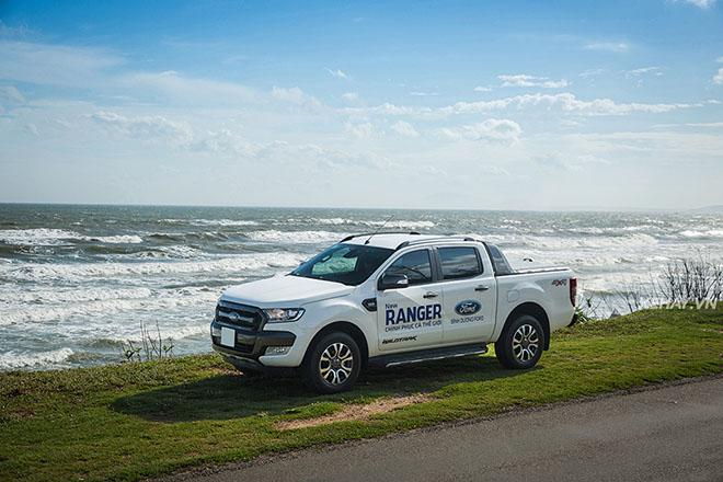 Hơn 2.400 xe Ford Ranger và Everest bị triệu hồi vì lỗi phần mềm hộp số tại Việt Nam - 1