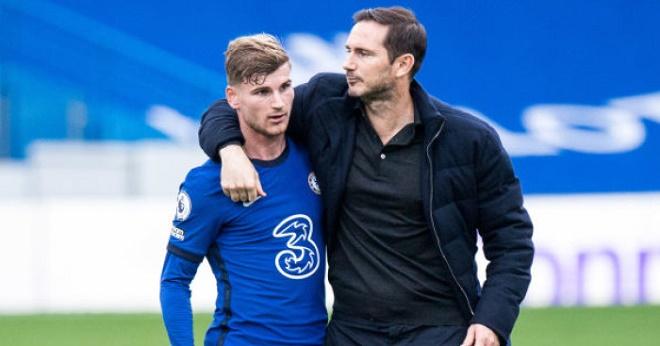 Tin mới nhất bóng đá tối 28/2: Werner thừa nhận cảm thấy có lỗi với Lampard - 1