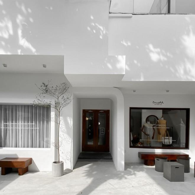 """Những quán cà phê phong cách tối giản, không gian """"sống ảo"""" vừa đẹp vừa sang - 1"""