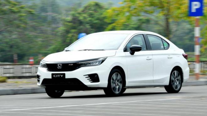 Honda City 2021 hạ giá sau mùa cao điểm mua xe đi Tết - 1