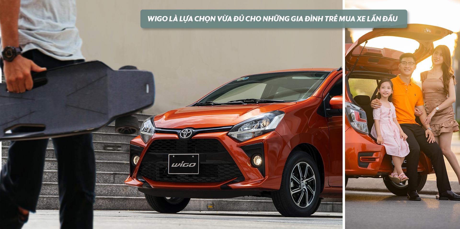 Toyota Wigo - Xe riêng cho những chuyến đi bình yên - 3