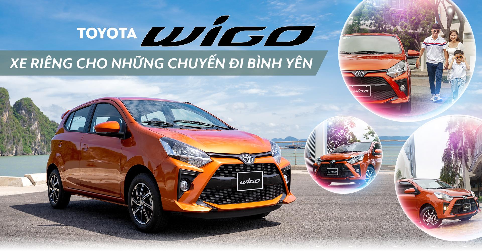 Toyota Wigo - Xe riêng cho những chuyến đi bình yên - 1