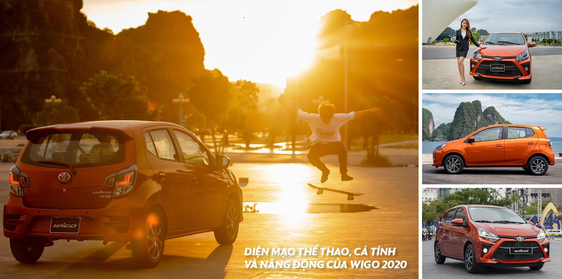 Toyota Wigo - Xe riêng cho những chuyến đi bình yên - 19