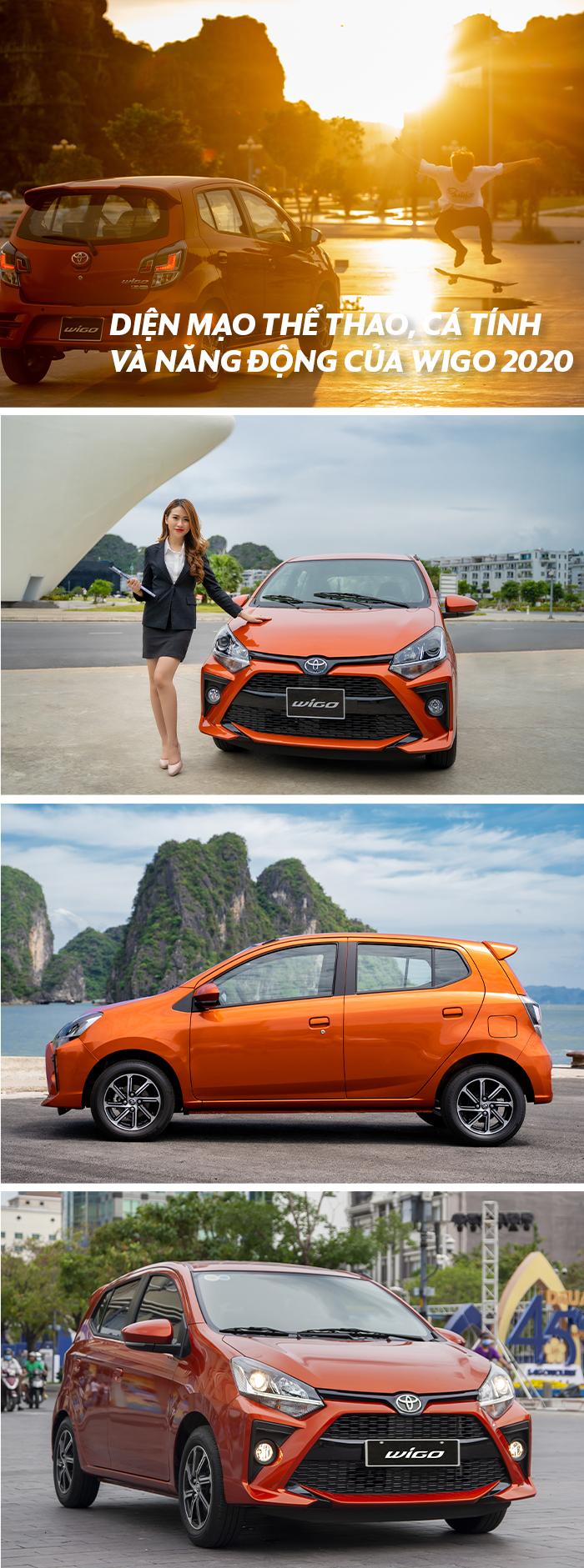 Toyota Wigo - Xe riêng cho những chuyến đi bình yên - 20