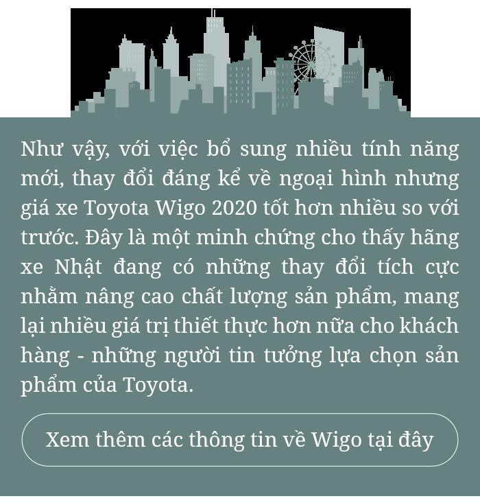 Toyota Wigo - Xe riêng cho những chuyến đi bình yên - 30