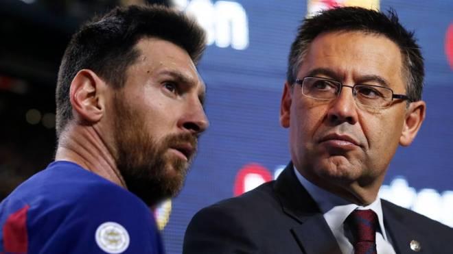 Rúng động cựu Chủ tịch Barca bị bắt khẩn cấp, điều tra nghi án bôi nhọ Messi - 1