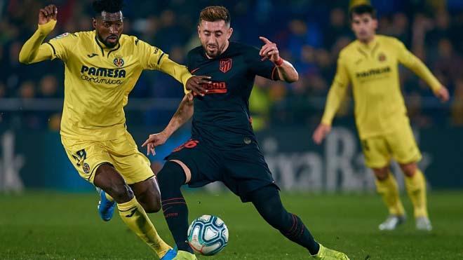 """Video Villarreal - Atletico Madrid: """"Bom tấn"""" ghi danh, ngôi đầu vững chắc - 1"""