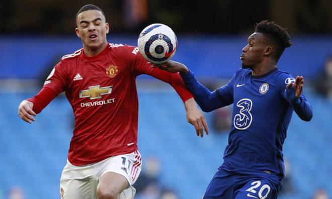 MU bất lực trước Chelsea: Báo Anh tố trọng tài gây tranh cãi, thất vọng vì Fernandes - 1