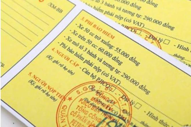 Mức phí đóng, nhận bồi thường bảo hiểm xe máy từ tháng 3/2021 - 1